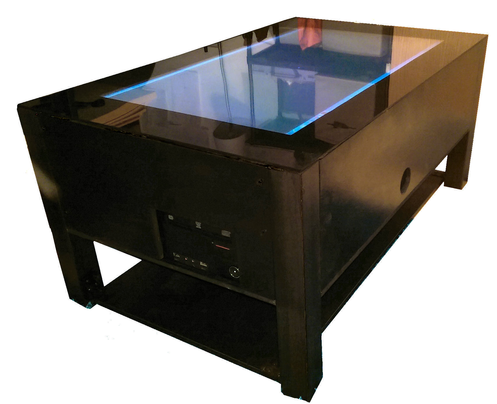touch screen table 10
